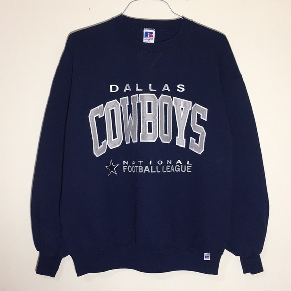 4c596b695b7 NFL Shirts | Vintage 90s Dallas Cowboys Embroidered | Poshmark